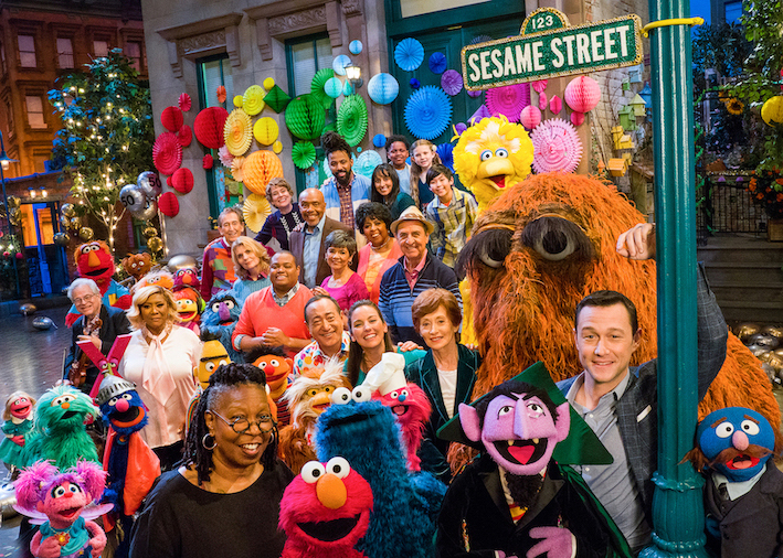 Sesame Street Christmas Special 2020 Landmark 50th season of Sesame Street showcases persistence and